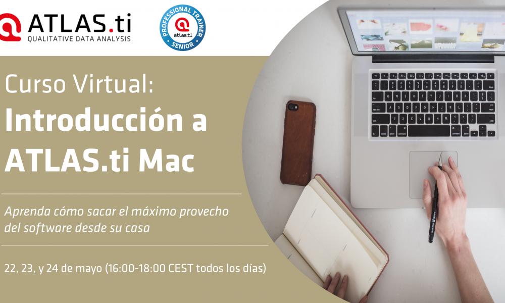 Curso Virtual de ATLAS.ti Mac