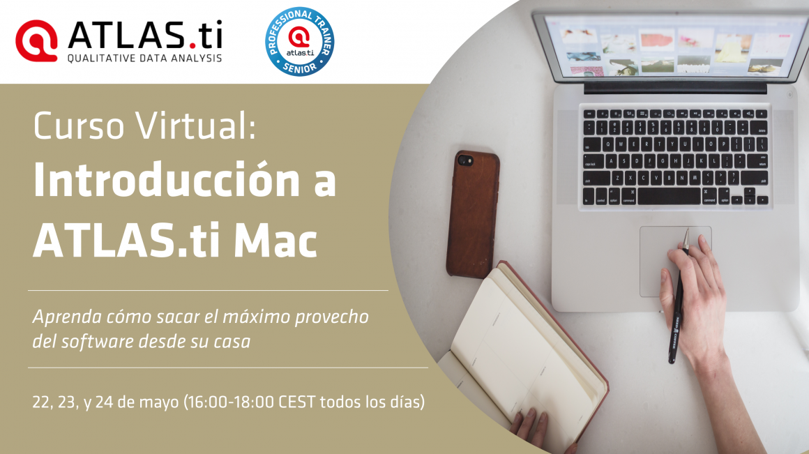 Curso Virtual de ATLAS.ti Mac