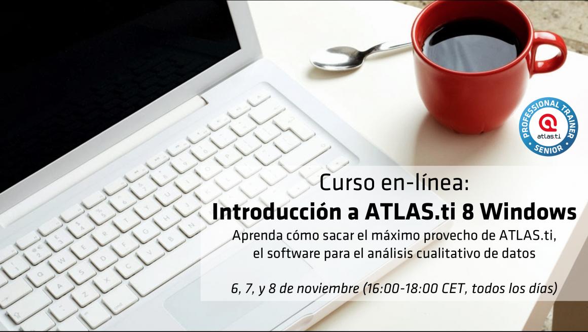 Curso en-linea ATLAS.ti