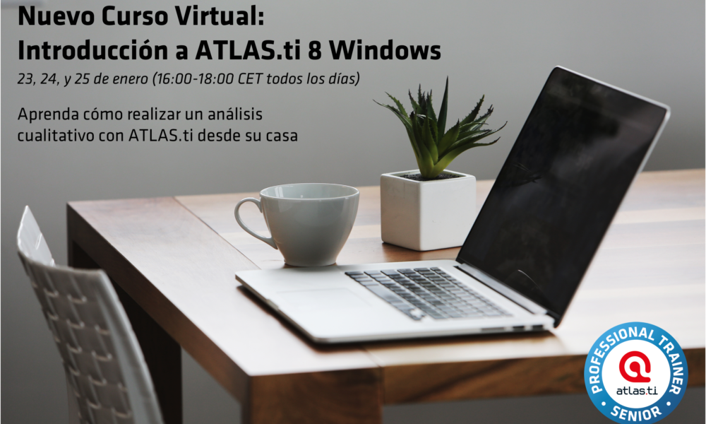 Enero Curso de ATLAS.ti Online NkQualitas