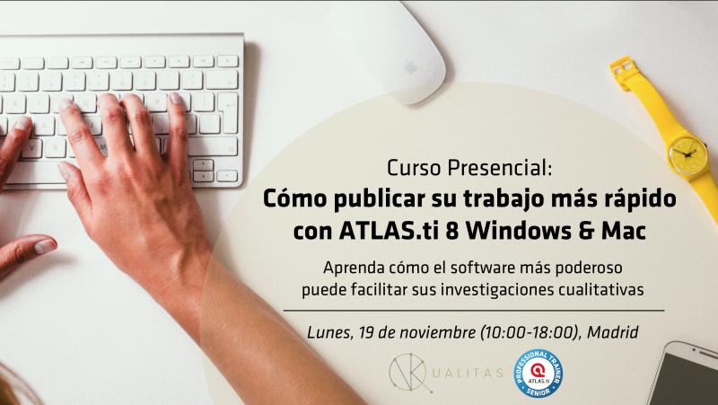 ATLAS.ti Curso Madrid